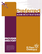 El Paso Children�s Hospital Employees Provider Directory